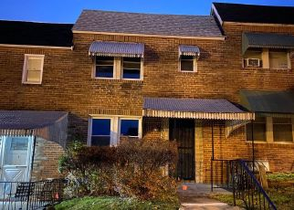 Foreclosed Home in Baltimore 21206 CENTURY RD - Property ID: 4421957311
