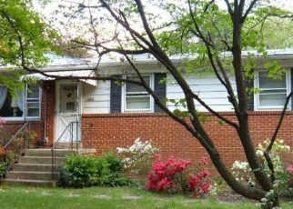 Foreclosed Home in Clinton 20735 WOODLAND LN - Property ID: 4421960828