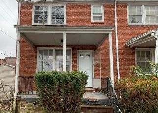 Foreclosed Home in Baltimore 21215 ROCKFIELD AVE - Property ID: 4421967383