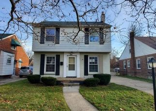 Foreclosed Home in Detroit 48224 MARSEILLES ST - Property ID: 4422197771