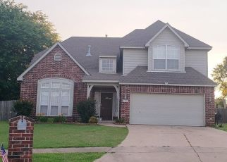 Foreclosed Home in Broken Arrow 74011 S POPLAR AVE - Property ID: 4422314255