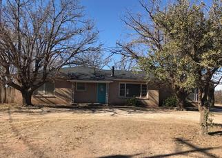 Foreclosed Home in Levelland 79336 AVENUE H - Property ID: 4422359821
