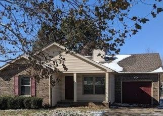 Foreclosed Home in Clarksville 37042 MISTY WAY - Property ID: 4422398347