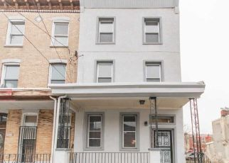 Foreclosed Home in Philadelphia 19132 W DAUPHIN ST - Property ID: 4422730339