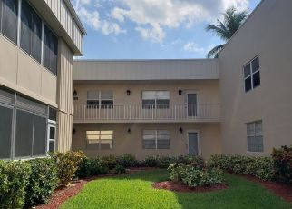 Foreclosed Home in Delray Beach 33484 BURGUNDY B - Property ID: 4422782903