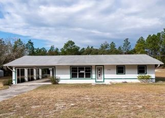 Foreclosed Home in Dunnellon 34431 SW TIMBERLAKE RD - Property ID: 4423616807