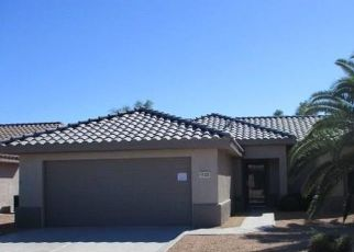 Foreclosed Home in Surprise 85374 W TIERRA WAY - Property ID: 4423625563
