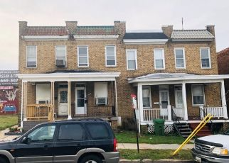 Foreclosed Home in Baltimore 21223 WILKENS AVE - Property ID: 4424446770
