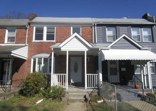 Foreclosed Home in Baltimore 21215 ROLAND VIEW AVE - Property ID: 4424453776