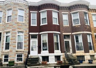 Foreclosed Home in Baltimore 21217 MCCULLOH ST - Property ID: 4424457718