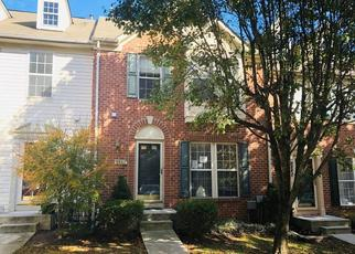 Foreclosed Home in Owings Mills 21117 SHERWOOD FARM RD - Property ID: 4424459458