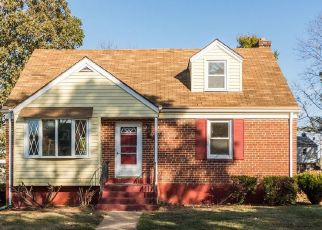 Foreclosed Home in Baltimore 21216 NORFOLK AVE - Property ID: 4424475670