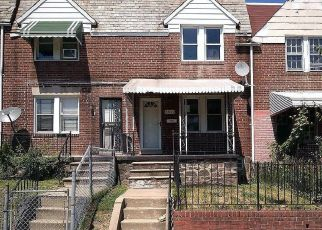 Foreclosed Home in Baltimore 21229 W CATON AVE - Property ID: 4424476992