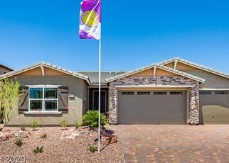 Foreclosed Home in Boulder City 89005 CATTAIL FALLS ST LOT 59 - Property ID: 4424875986