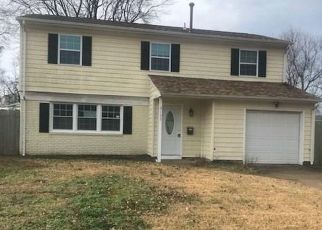 Foreclosed Home in Virginia Beach 23452 BOW CREEK BLVD - Property ID: 4424976715