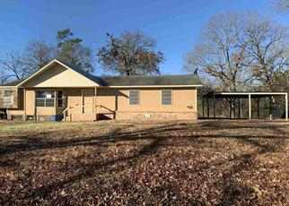 Foreclosed Home in Gilmer 75645 COULTER RD - Property ID: 4424999484
