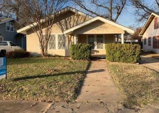 Foreclosed Home in Wichita Falls 76301 COLLINS AVE - Property ID: 4425012622