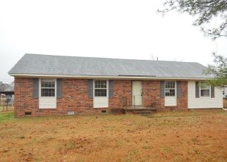 Foreclosed Home in Tarboro 27886 JEANIE AVE - Property ID: 4425223282