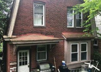 Foreclosed Home in Pittsburgh 15221 LENOX AVE - Property ID: 4425719962