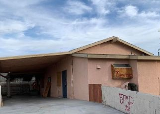 Foreclosed Home in Thousand Palms 92276 MONTE VISTA WAY - Property ID: 4425748868