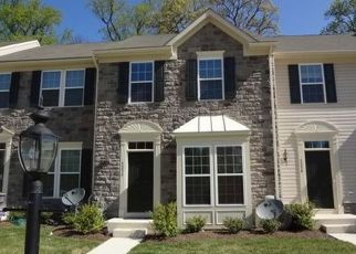Foreclosed Home in Baltimore 21229 WYNDHOLME CIR - Property ID: 4425816300