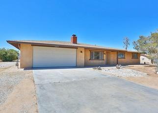 Foreclosed Home in Hesperia 92345 DONERT ST - Property ID: 4426249460
