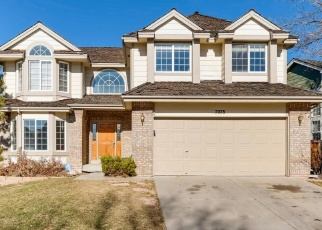 Foreclosed Home in Littleton 80130 MOUNTAIN BRUSH CIR - Property ID: 4426965547