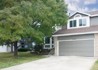 Foreclosed Home in Littleton 80127 S YANK CT - Property ID: 4427250675