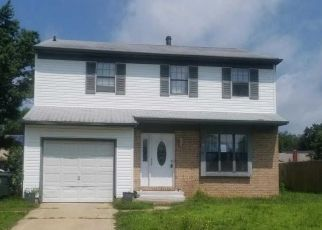 Foreclosed Home in Williamstown 08094 HAMPTON WAY - Property ID: 4427513450