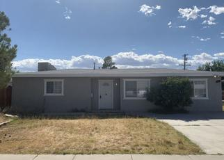 Foreclosed Home in Ridgecrest 93555 N WARNER ST - Property ID: 4428459477