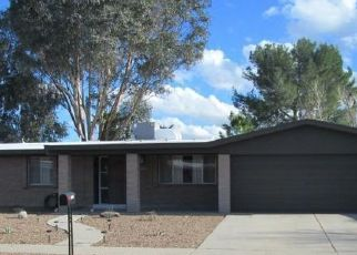 Foreclosed Home in Tucson 85741 N JENSEN DR - Property ID: 4430284512