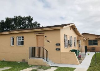 Foreclosed Home in Miami 33147 NW 82ND ST - Property ID: 4430384819