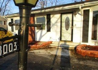 Foreclosed Home in Merrillville 46410 HENDRICKS ST - Property ID: 4430864390