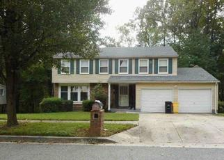 Foreclosed Home in Bowie 20721 BALD HILL RD - Property ID: 4430960299