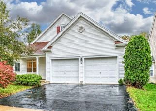 Foreclosed Home in Princeton Junction 08550 MISTFLOWER LN - Property ID: 4431214328