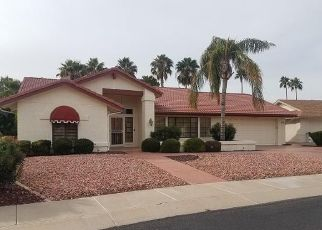 Foreclosed Home in Sun City West 85375 W SUMMERSTAR DR - Property ID: 4431620779