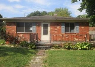 Foreclosed Home in Middletown 47356 CONGRESS ST - Property ID: 4432322403