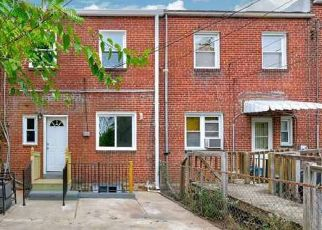 Foreclosed Home in Baltimore 21215 OSWEGO AVE - Property ID: 4432600971