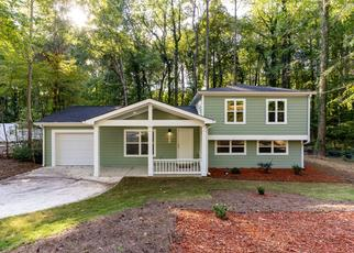 Foreclosed Home in Marietta 30062 WILDWOOD RD - Property ID: 4432964477