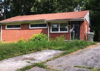 Foreclosed Home in Morristown 37813 MOHAWK ST - Property ID: 4433229452