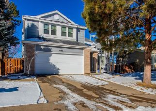 Foreclosed Home in Aurora 80015 S JEBEL WAY - Property ID: 4433410781