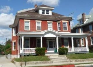 Foreclosed Home in Hagerstown 21740 WESTSIDE AVE - Property ID: 4433930202