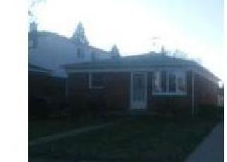 Foreclosed Home in Taylor 48180 WILLIAM ST - Property ID: 4434252557
