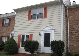 Foreclosed Home in Chesapeake 23320 BRIGANTINE CT - Property ID: 4434279273