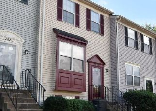 Foreclosed Home in Woodbridge 22191 DARLINGTON LOOP - Property ID: 4434809668