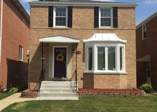 Foreclosed Home in Chicago 60634 N PAGE AVE - Property ID: 4435048800