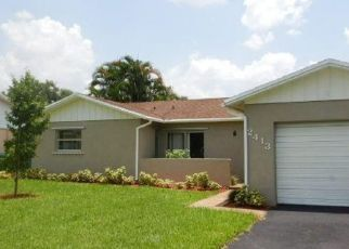 Foreclosed Home in Pompano Beach 33065 NW 98TH TER - Property ID: 4435134642