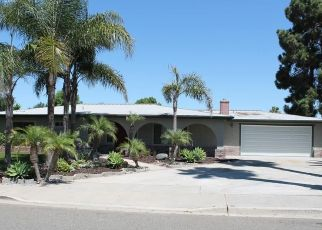 Foreclosed Home in Vista 92083 BONITA DR - Property ID: 4435295372