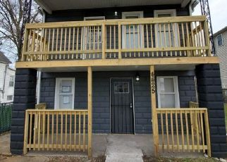 Foreclosed Home in Hammond 46327 BALTIMORE AVE - Property ID: 4435536252