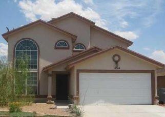 Foreclosed Home in El Paso 79934 LUCIO MORENO DR - Property ID: 4436753388